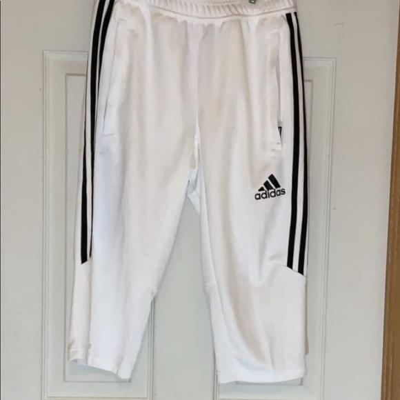 adidas Other - Men's 3/4 Adidas Pants